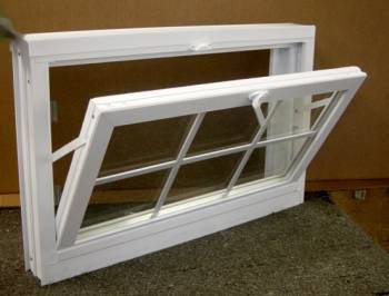 these windows are like awning windows in reverse they 39 re hinged on
