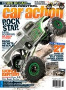 RC Car Action Magazine Features MIP Hop Ups for Losi 1/18 Mini-LST2 Limited Edition RTR