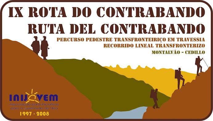 IX ROTA DO CONTRABANDO