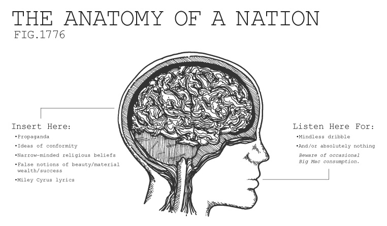 The Anatomy of a Nation