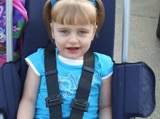 Mariah's 1st day of preschool Aug.31st,2010