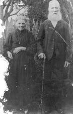 Francesco e Valentina Bortolini, os Patriarcas Italianos de nossa Família