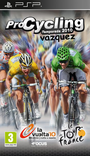 Pro Cycling Manager 2010 PSP [ESP]