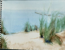 Montauk in Watercolor