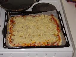 Jummy pitsa!!!!