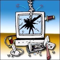 Solucion a los Problemas Frecuentes de Hardware Da%C3%B1o