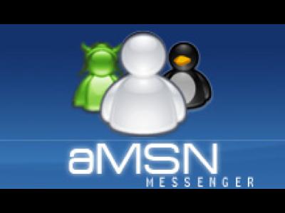 aMSN – Excelente alternativa Open Source para mensajería instantánea