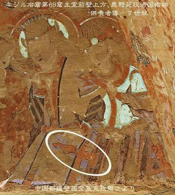 キジル石窟の画像 p1_9