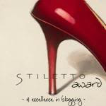 Recipient of the Stiletto Award!