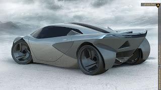 Gambar mobil keren lamborghini minotauro