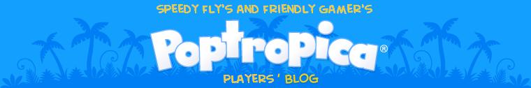 Poptropica speedy fly's popin' blog!