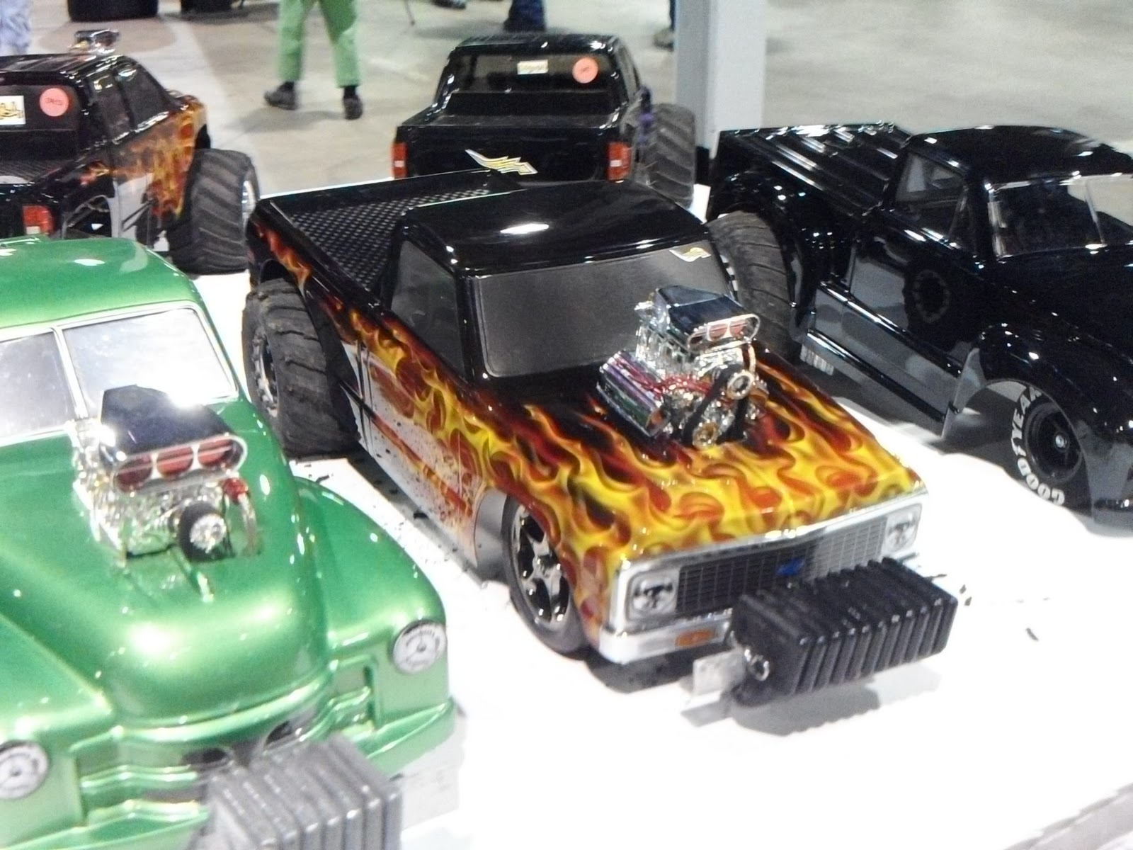 Rc Truck And Tractor Pullers