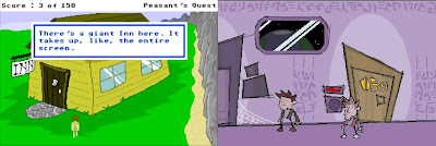 Peasant's Quest and Ben There, Dan That