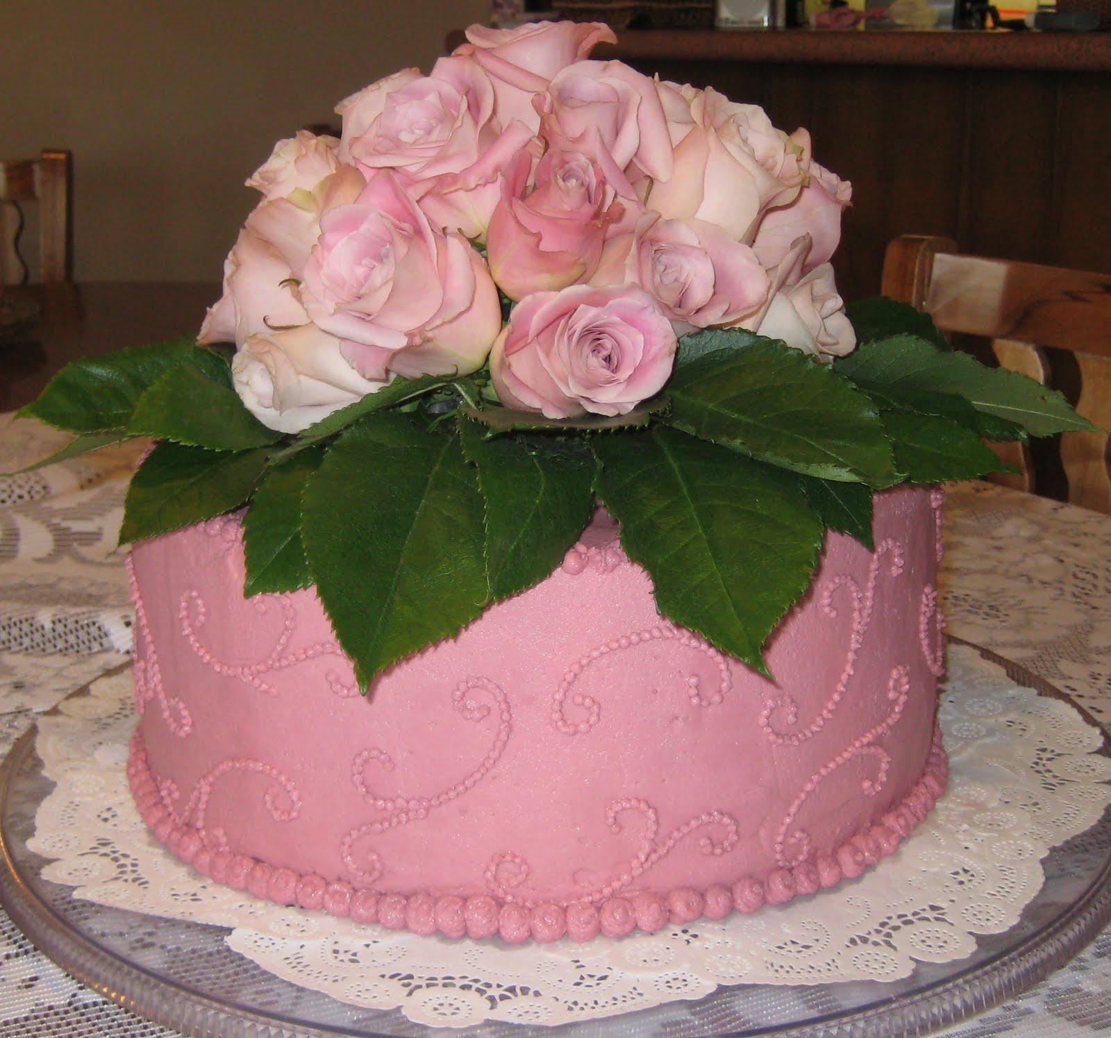 BeNi Cakes: Mother-in-law Cake!