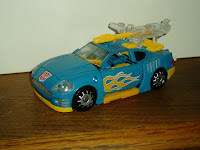 Nightbeat Vehicle Mode