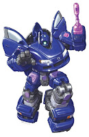 Alternators Shockblast Shockwave