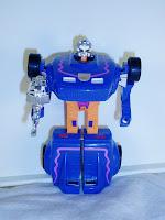 Skram robot mode