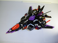 Universe Skywarp Jet Mode