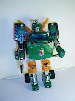 Hoist Robot Mode