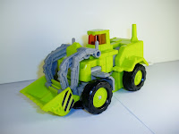 G2 Roadblock Vehicle Mode