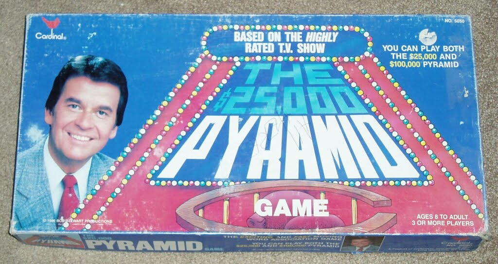 new $100 000 pyramid game show