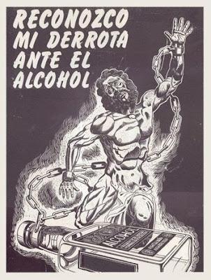 Runy las liberaciones de la dependencia alcohólica
