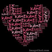I LOVE KAME!!! :)