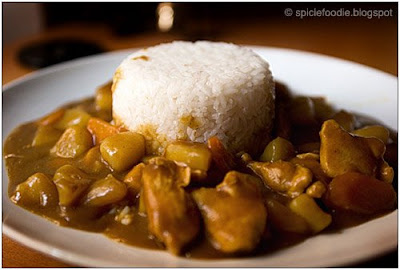history japanese curry
