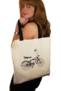 Bicycle Toe Bag