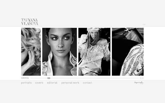 Tatyana Vlasova, foto, portfolio, minimālims