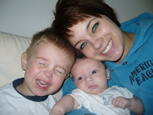 Mommy and her boys!
