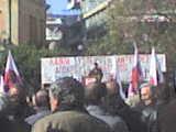 Ρεπορτάζ: Από τη σημερινό συλλαλητήριο στο Αγρίνιο!