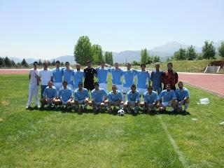 Διάκριση για τη ποδοσφαιρική ομάδα του ΤΕΙ Μεσολογγίου