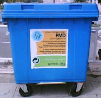 O Δήμος Αγρινίου απάντησε στο agrinionews σχετικά με τους κάδους ανακύκλωσης.