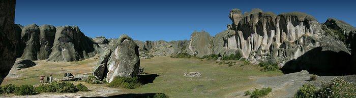 Santuario de Markawasi - Viajes Kontiti. Perú.