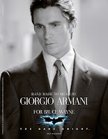 Batman, Christian Blane, Giorgio Armani, The Dark Knight, cine, Noticias, lifestyle, elegancia, Suits and Shirts,