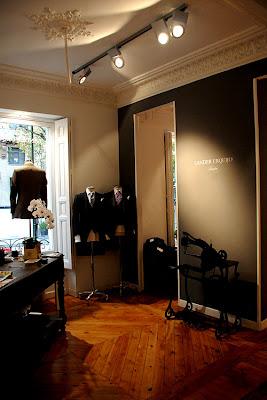 Lander Urquijo, sastrería, Madrid, moda masculina, menswear,