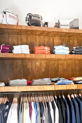 Lambretta Clothing, Madrid, inauguración, sportwear,