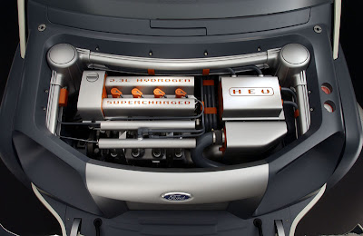 Концепткар Ford Model U