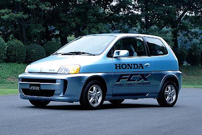 Водородомобиль Honda FCX