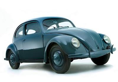 Народный автомобиль VW Beetle