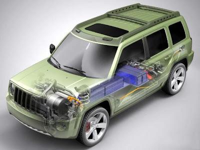Летом 2007 года официальные российские дилеры Chrysler получили в свое распоряжение новый джип Jeep Liberty...