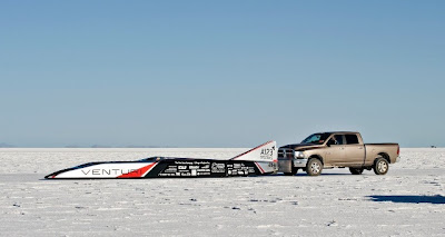 Самый быстрый электромобиль 2007 года Venturi_Buckeye_Bullet