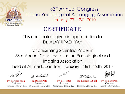 Most Number Of Cases Osteoid Osteoma Treated By Drajay Upadhyay