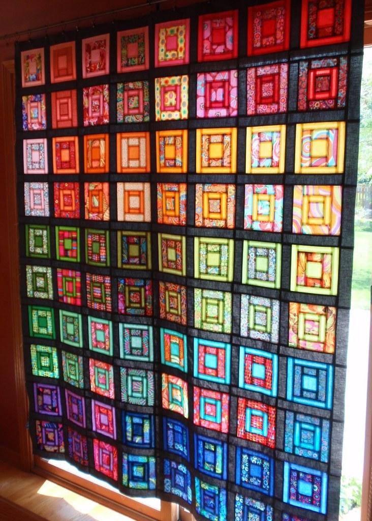 Elsie 39 s girl kaffe crayon box for Front door quilt pattern