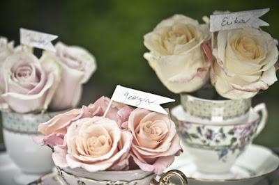 Unique Wedding Party Ideas on Tea Party Bridal Shower