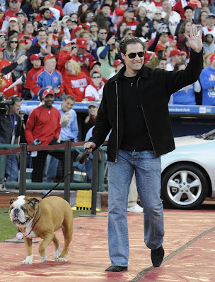 Pat Burrell and Elvis