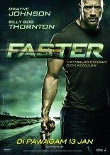 Review Filem Faster Lakonan The Rock !