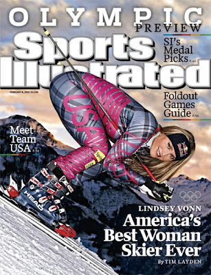 Lindsey Vonn - Lindsey Vonn Sports Illustrated