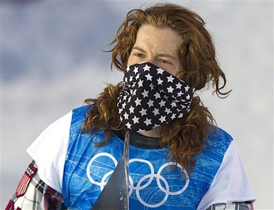 Shaun White Olympics 2010 video - Shaun White Double Mctwist 1260